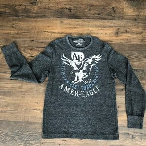 American Eagle Outfitters men's thermal